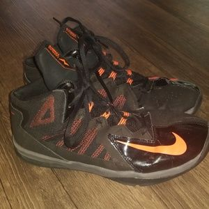 Boys Nike Air Max Stutter Step 2 🏀 shoes size 7Y
